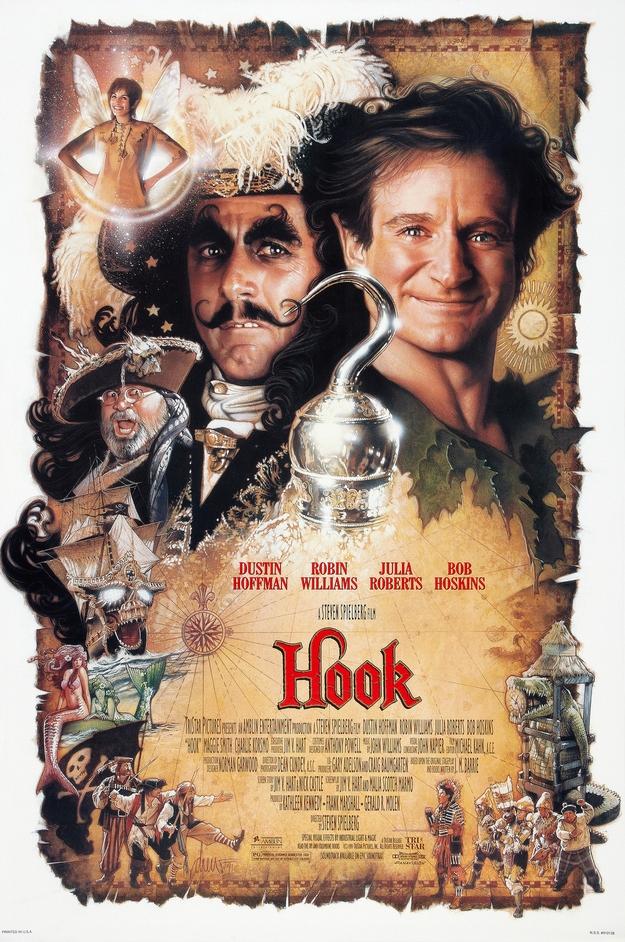 Hook - affiche