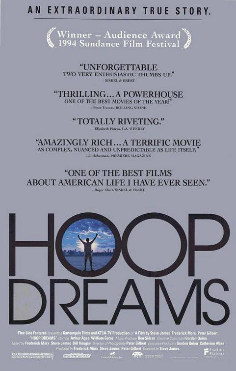 Hoop Dreams - affiche