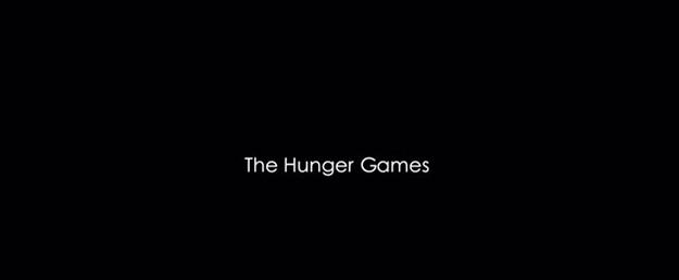 Hunger Games - générique