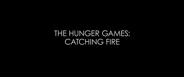 Hunger Games l'embrasement - générique