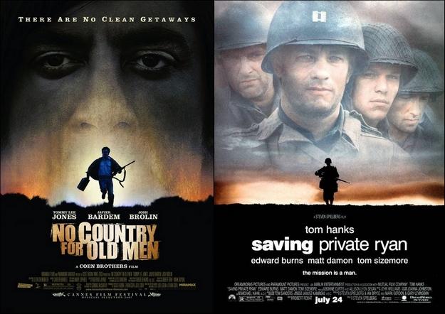No Country for Old Men - Il faut sauver le soldat Ryan