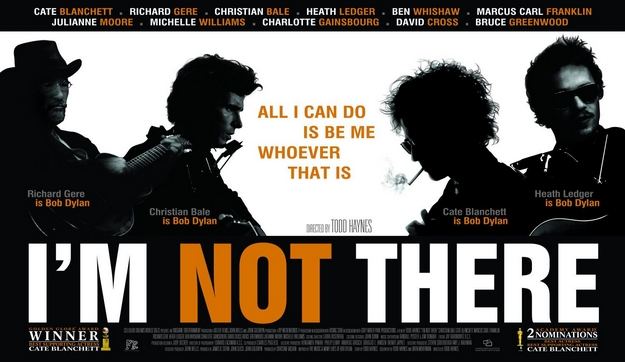 I'm Not There - affiche