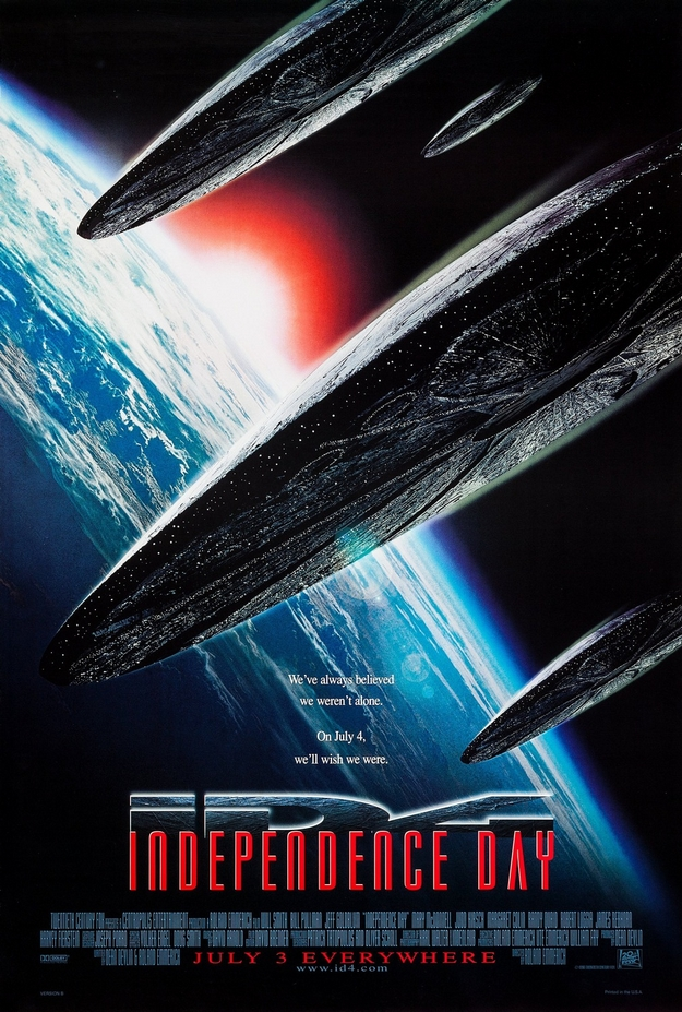 Independence Day - affiche