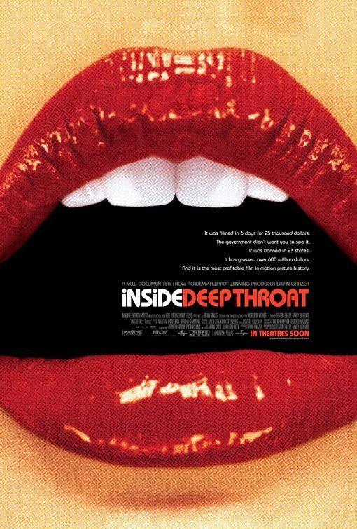 Inside Deep Throat - affiche
