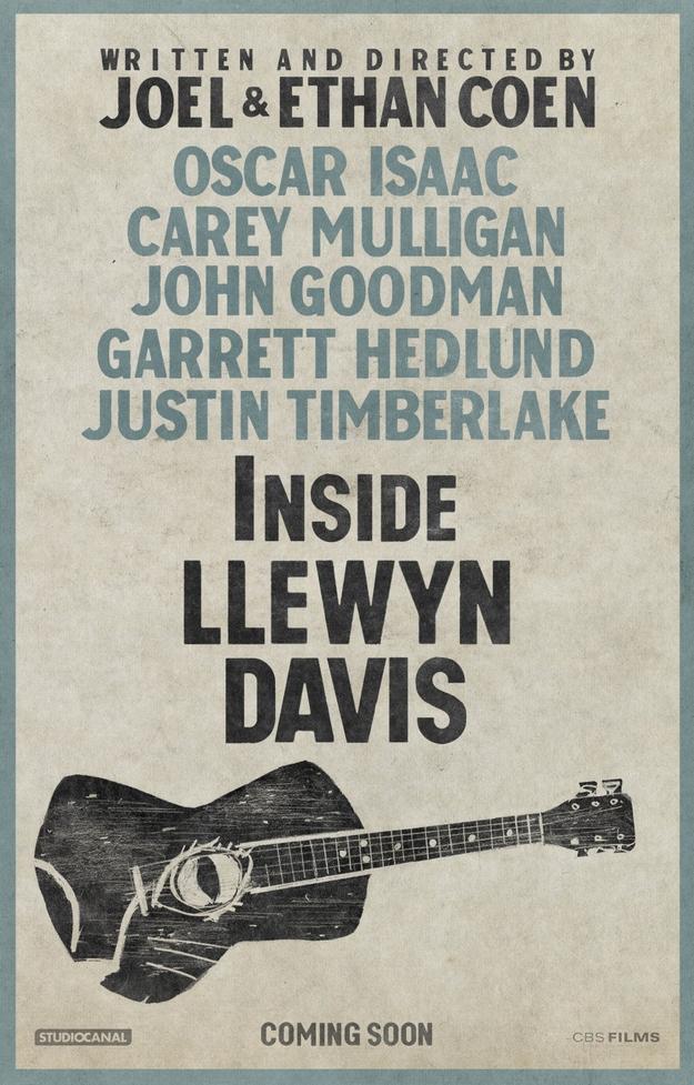 Inside Llewyn Davis - affiche