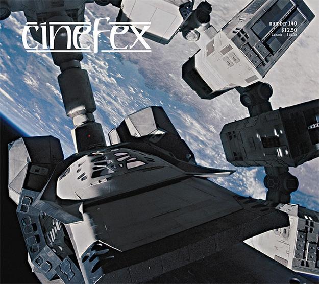 Interstellar - Cinefex