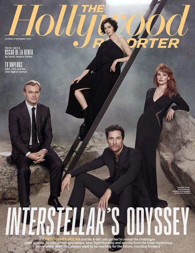 Interstellar - The Hollywood Reporter