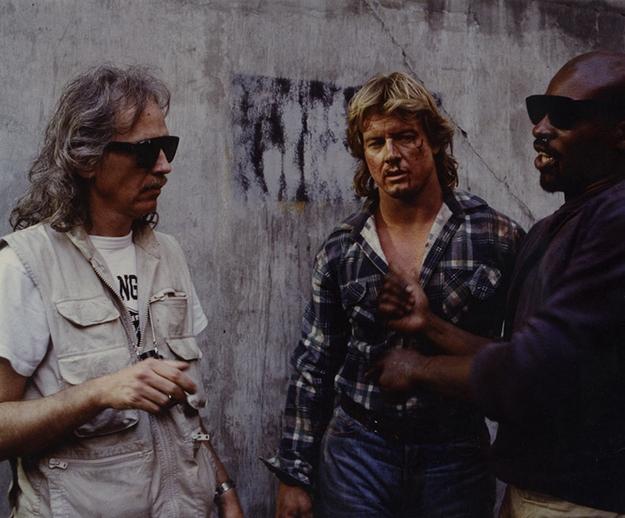 Invasion Los Angeles - photo de tournage