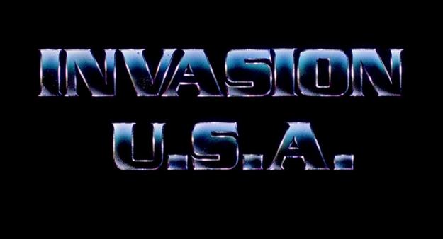 Invasion USA - générique