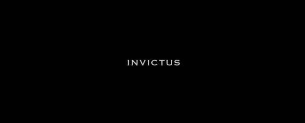 Invictus - générique