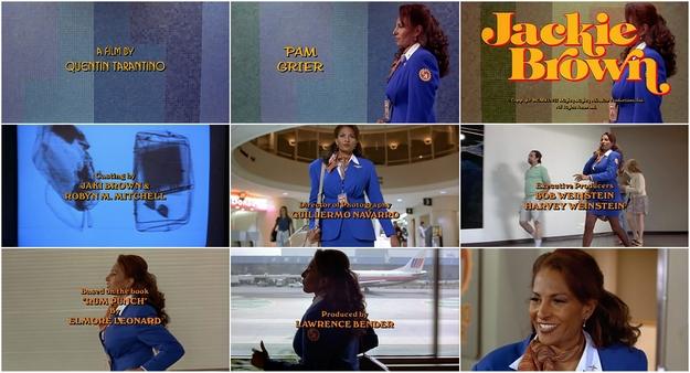 Jackie Brown - générique