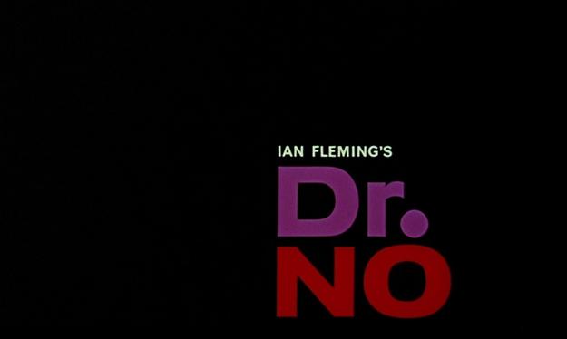 James Bond 007 contre Dr. No - générique