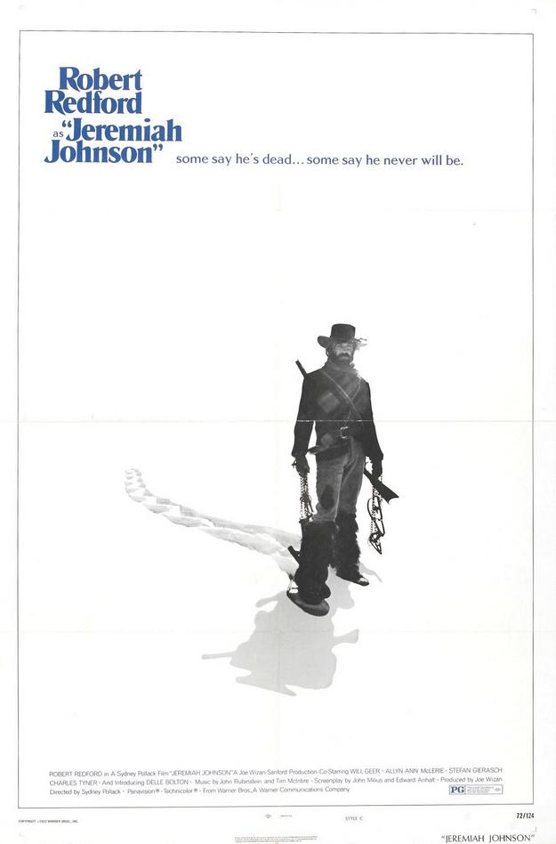 Jeremiah Johnson - affiche