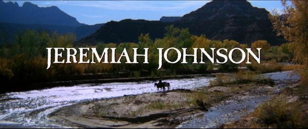 Jeremiah Johnson - générique