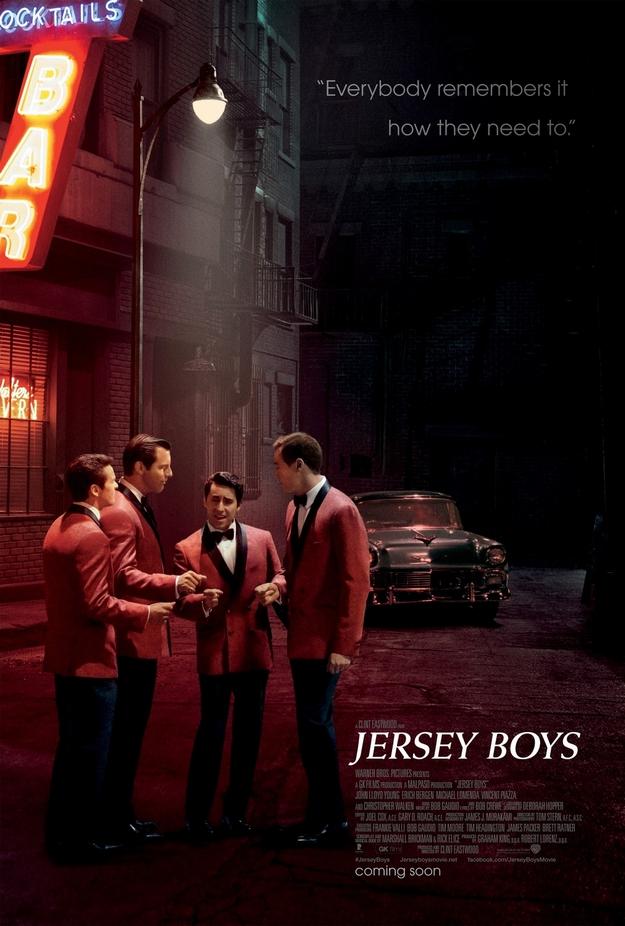 Jersey Boys - affiche