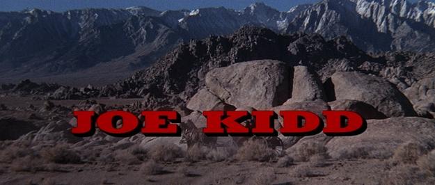 Joe Kidd - générique