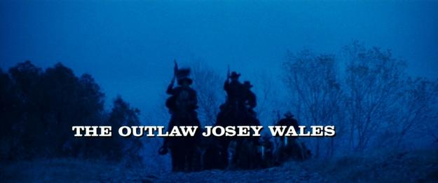 Josey Wales hors-la-loi - générique