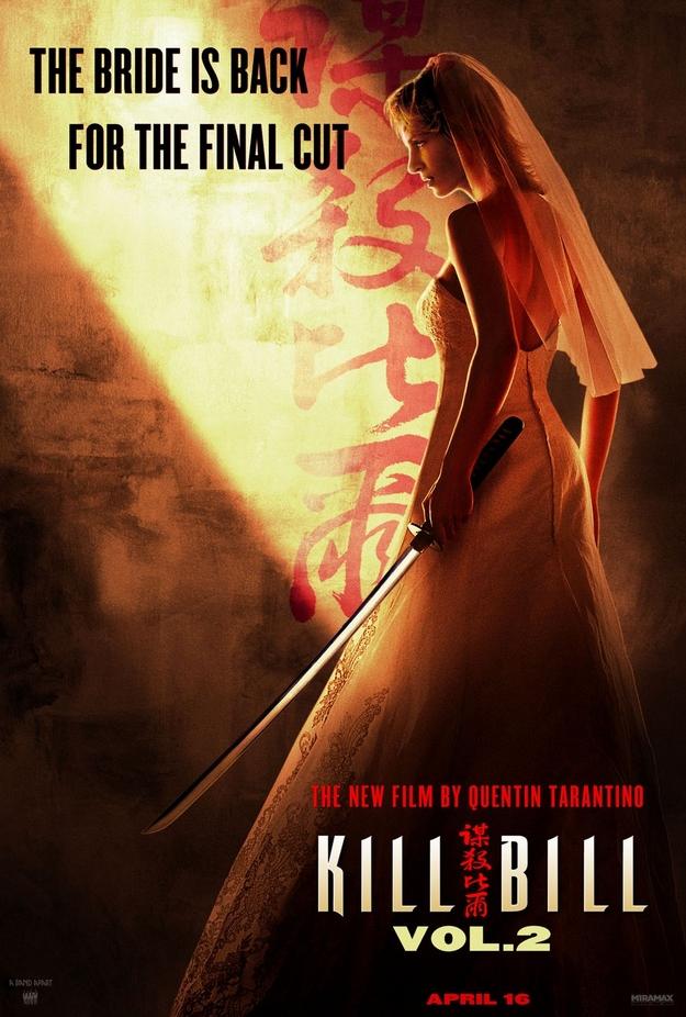 Kill Bill - affiche