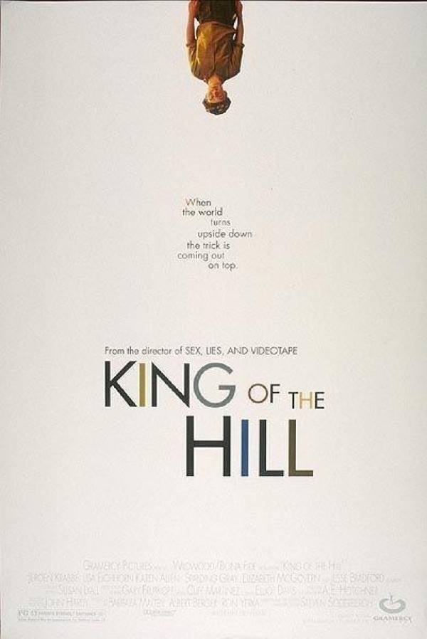 King of the Hill - affiche