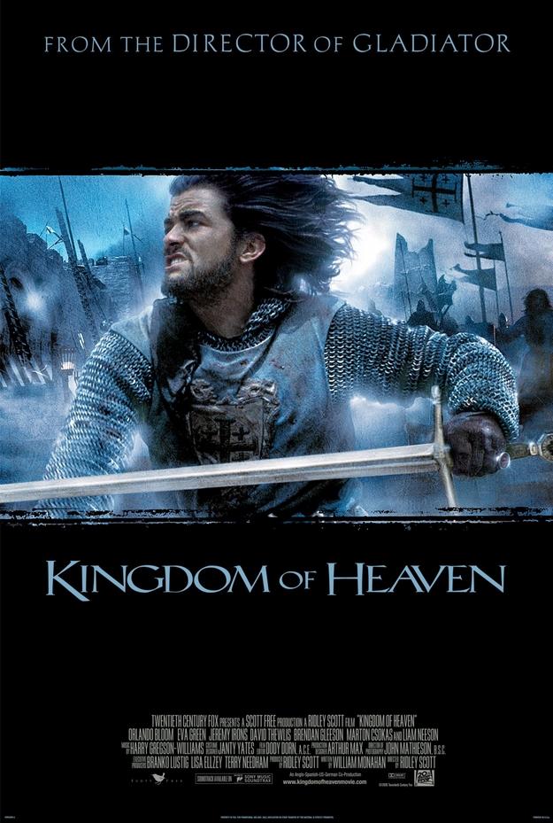 Kingdom of Heaven - affiche