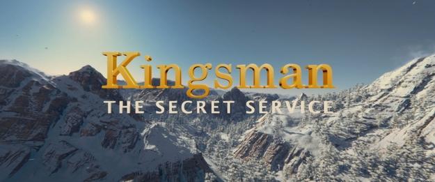 Kingsman - générique