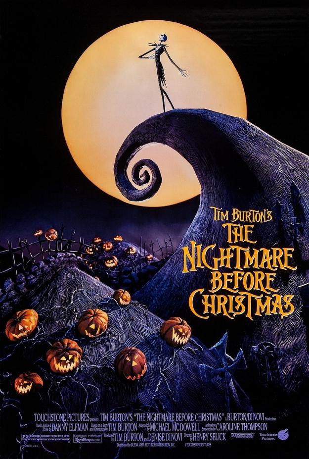 étrange Noël de Monsieur Jack - affiche