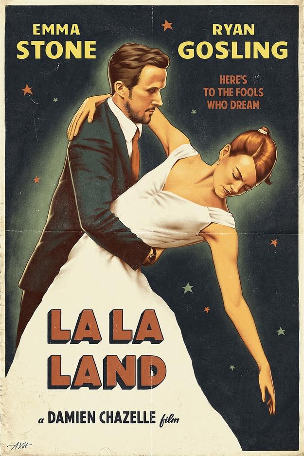 La La Land - Alexey Kot
