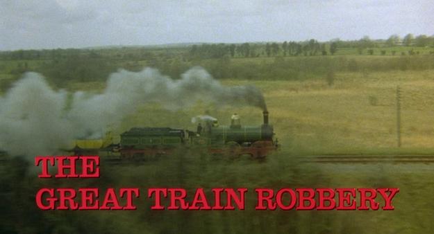 La grande attaque du train d'or - générique
