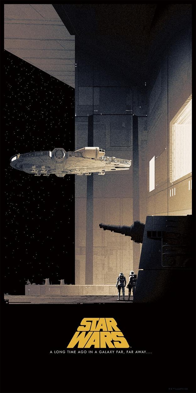 La guerre des étoiles - Matt Ferguson