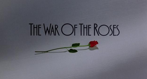 La guerre des Rose - générique