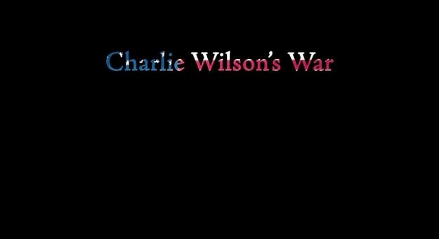 La guerre selon Charlie Wilson - générique