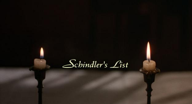 La liste de Schindler - générique