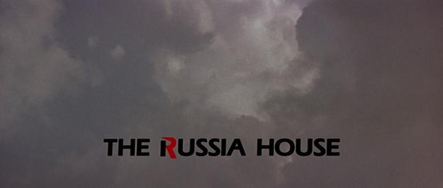 La maison Russie - générique