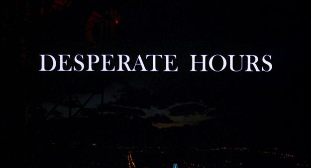 La maison des otages - générique