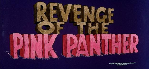 La malédiction de la panthère rose - générique