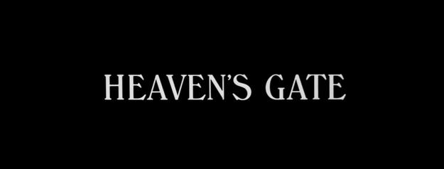 La porte du paradis - générique