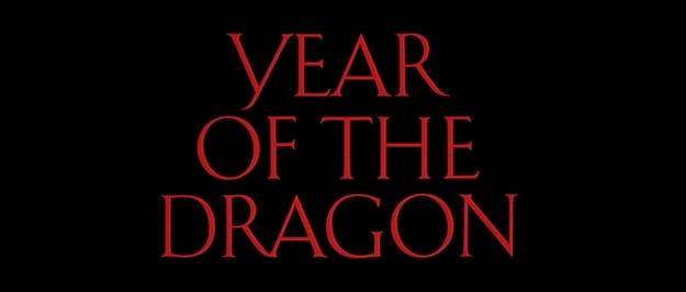 année du dragon - générique
