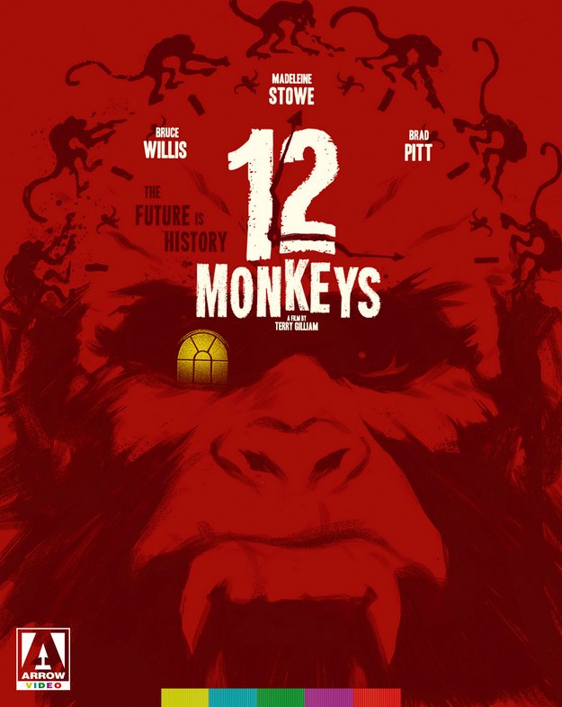 armée des 12 singes - Arrow Video