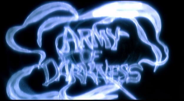 armée des ténèbres - générique