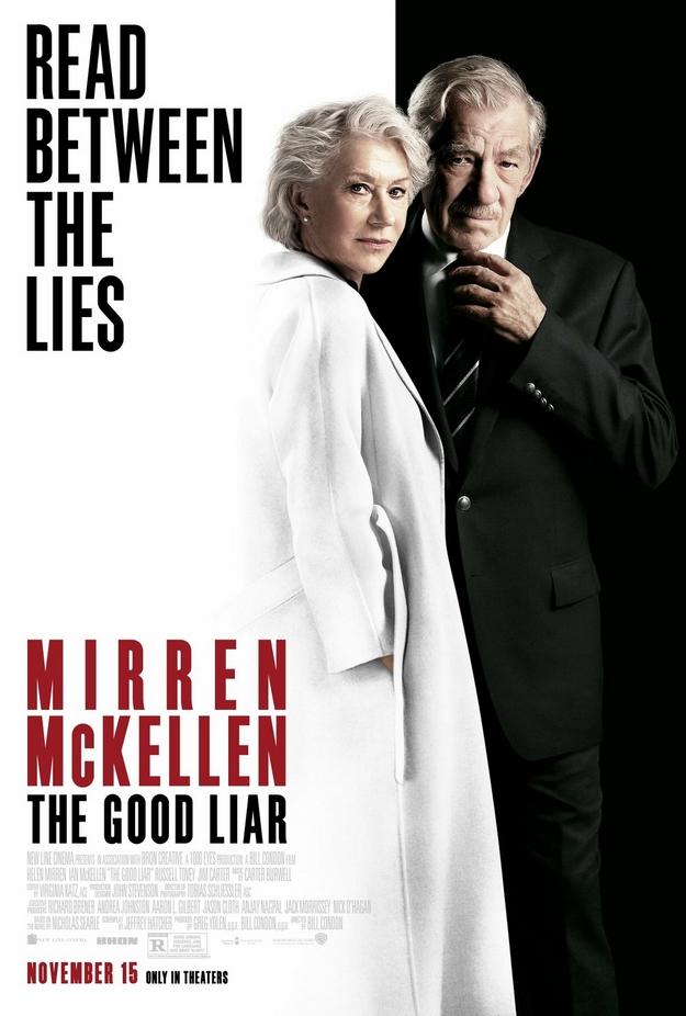 L'art du mensonge - affiche