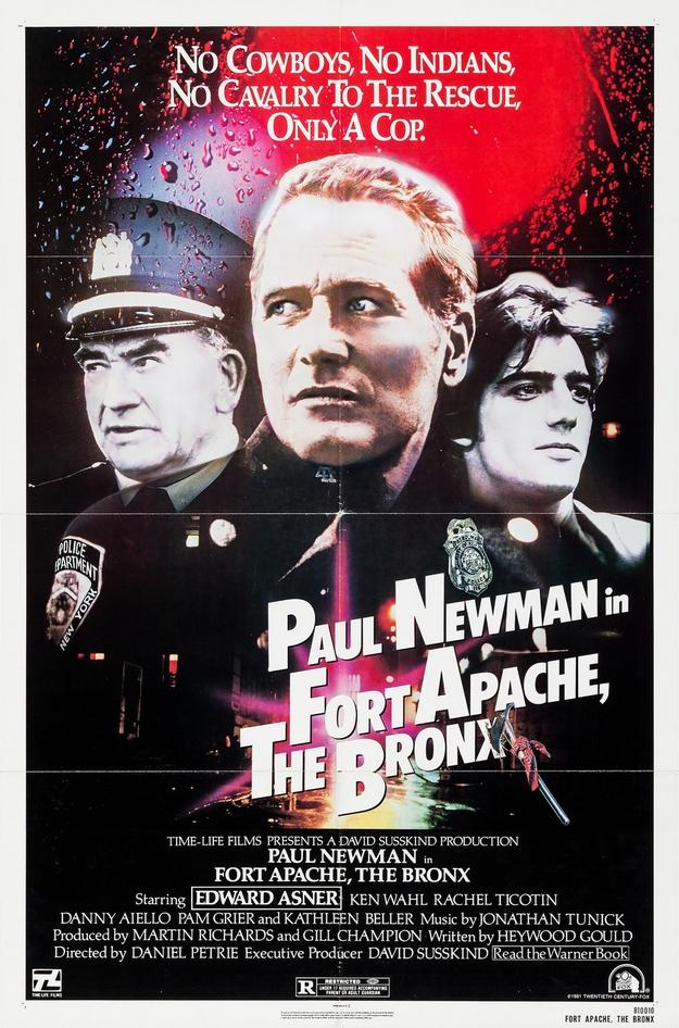 Le Policeman - affiche