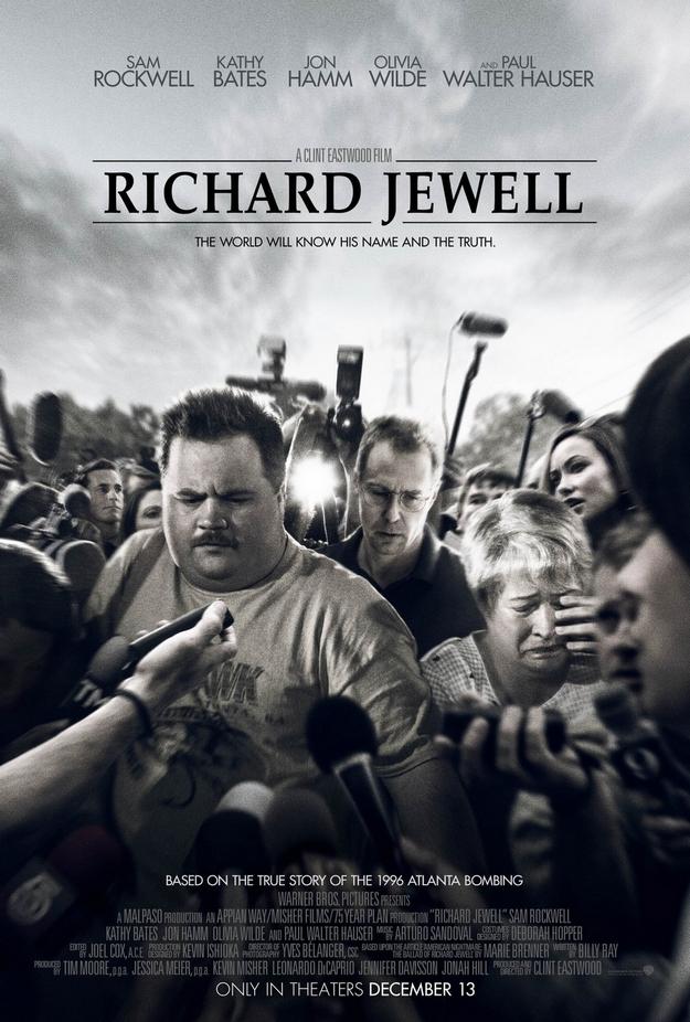 Le cas Richard Jewell - affiche