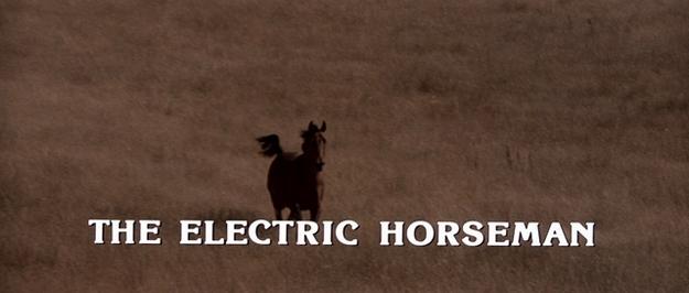 Le cavalier électrique - générique