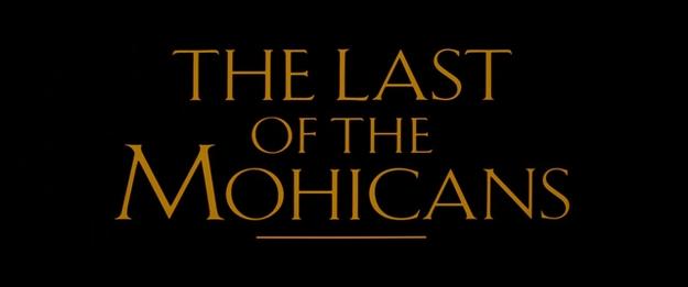 Le dernier des Mohicans - générique