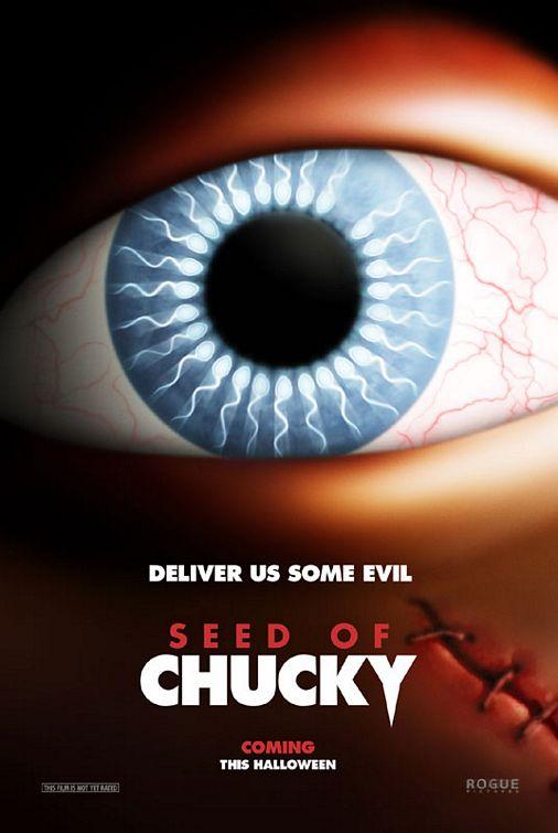 Le fils de Chucky - affiche