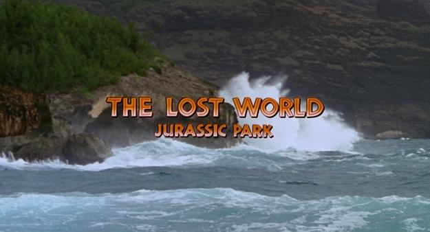 Le monde perdu Jurassic Park - générique