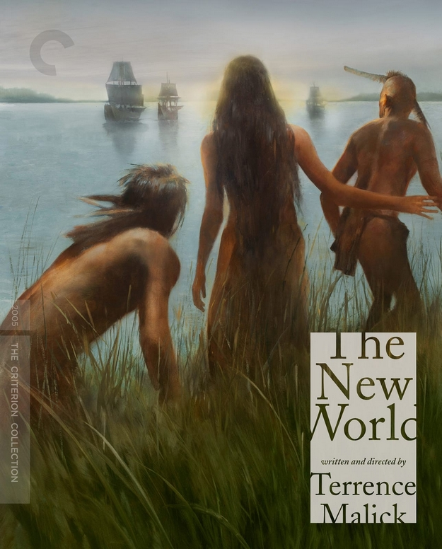Le nouveau monde - The Criterion Collection