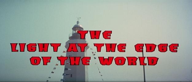 Le phare du bout du monde - générique