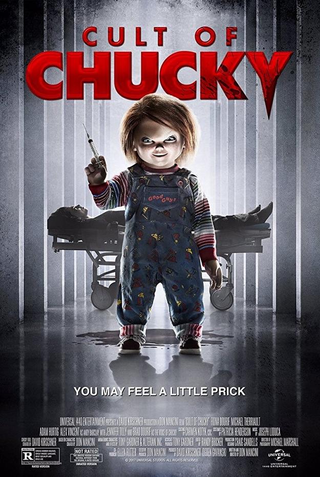 Le retour de Chucky - affiche