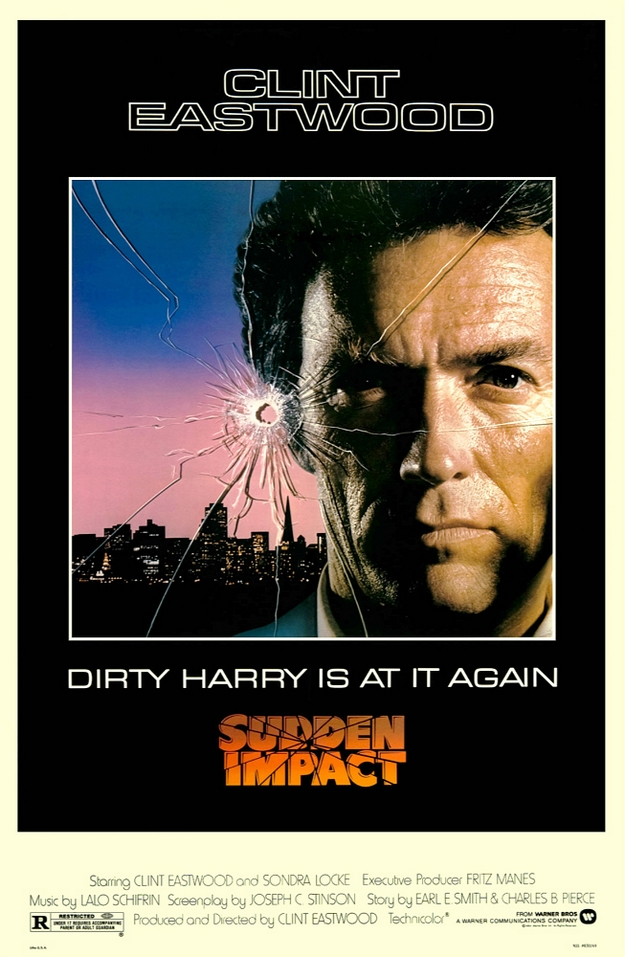 Le retour de l'inspecteur Harry - affiche